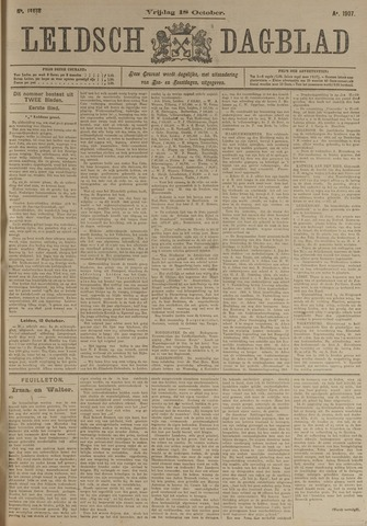Leidsch Dagblad 1907-10-18