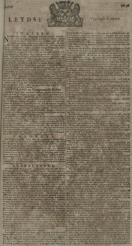 Leydse Courant 1729-08-12
