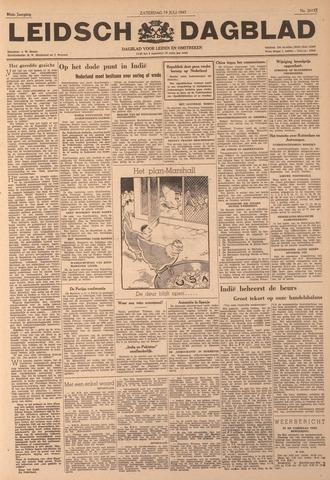 Leidsch Dagblad 1947-07-19