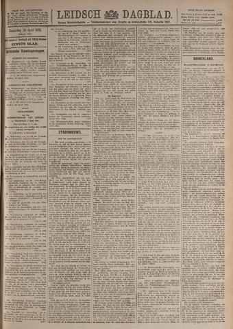Leidsch Dagblad 1920-04-29