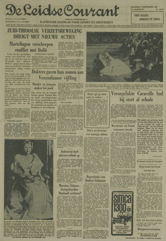 Leidse Courant 1963-09-09