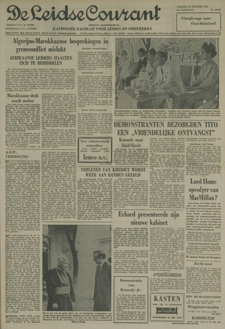 Leidse Courant 1963-10-18