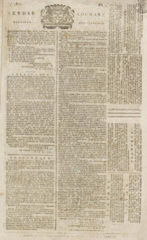 Leydse Courant 1817-01-01
