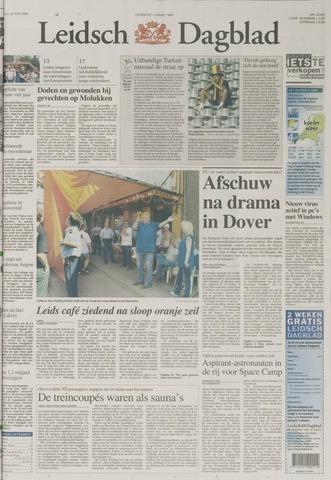 Leidsch Dagblad 2000-06-20