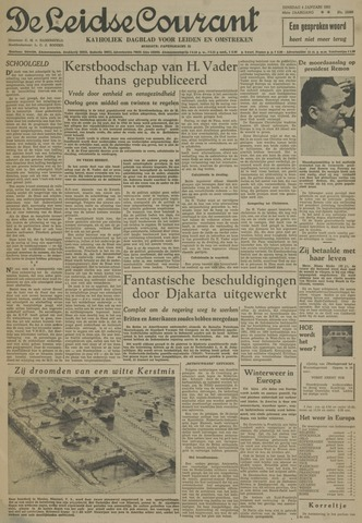 Leidse Courant 1955-01-04