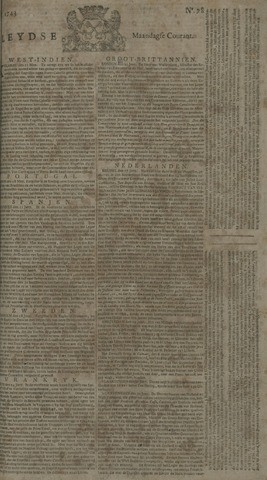 Leydse Courant 1743-07-01