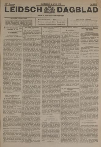 Leidsch Dagblad 1935-04-04