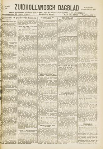 Zuidhollandsch Dagblad 1944-09-20