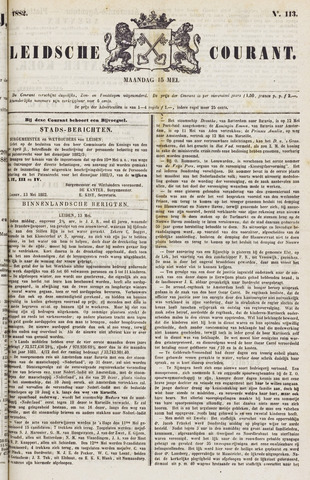 Leydse Courant 1882-05-15