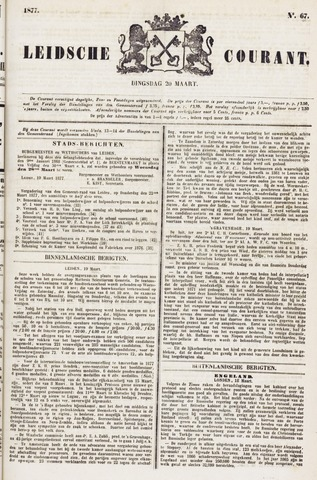 Leydse Courant 1877-03-20