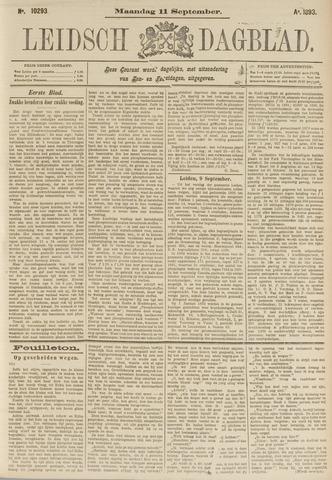 Leidsch Dagblad 1893-09-11
