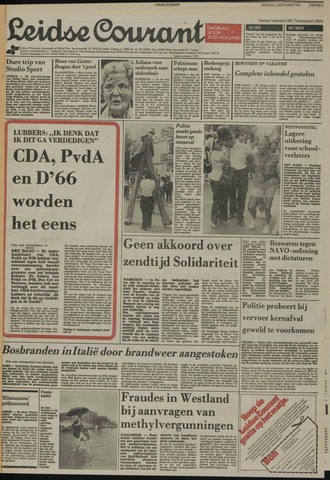 Leidse Courant 1981-09-01