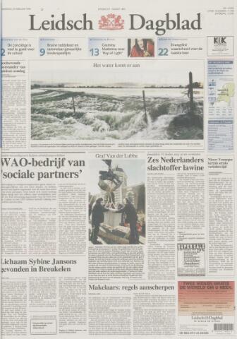 Leidsch Dagblad 1999-02-25