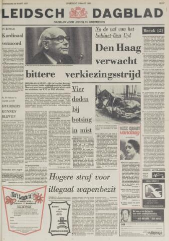 Leidsch Dagblad 1977-03-23