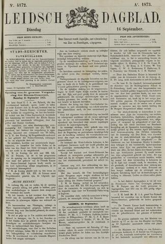 Leidsch Dagblad 1873-09-16
