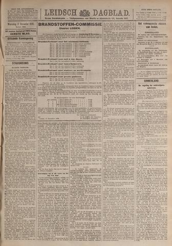Leidsch Dagblad 1920-11-17