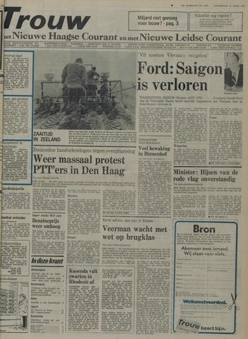 Nieuwe Leidsche Courant 1975-04-24