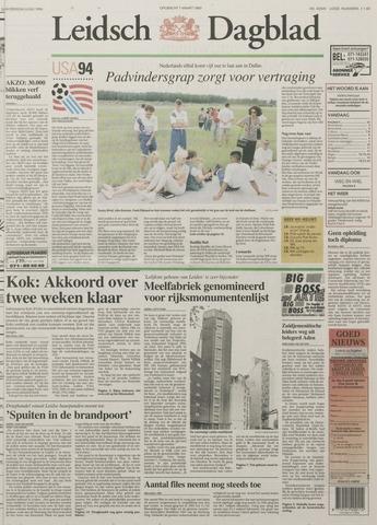 Leidsch Dagblad 1994-07-07