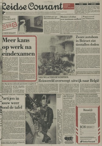 Leidse Courant 1985-05-23