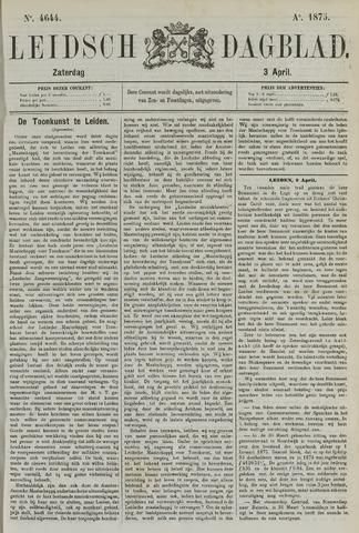 Leidsch Dagblad 1875-04-03