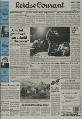 Leidse Courant 1992-06-16