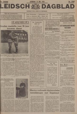 Leidsch Dagblad 1938-05-14