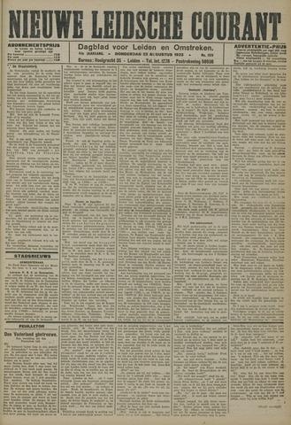 Nieuwe Leidsche Courant 1923-08-23