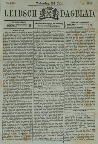 Leidsch Dagblad 1880-07-24