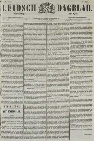 Leidsch Dagblad 1873-04-23