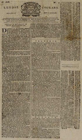 Leydse Courant 1808-01-11