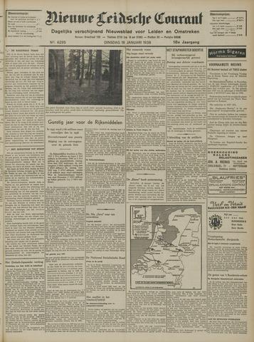 Nieuwe Leidsche Courant 1938-01-18