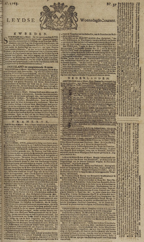 Leydse Courant 1765-03-27
