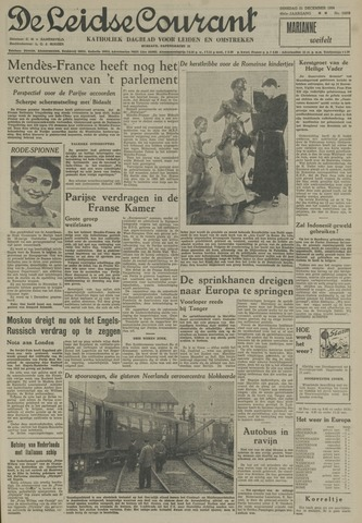 Leidse Courant 1954-12-21