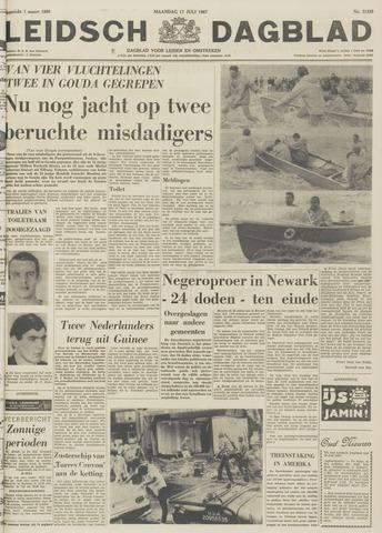 Leidsch Dagblad 1967-07-17