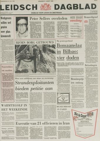 Leidsch Dagblad 1980-07-24