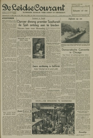 Leidse Courant 1952-07-22