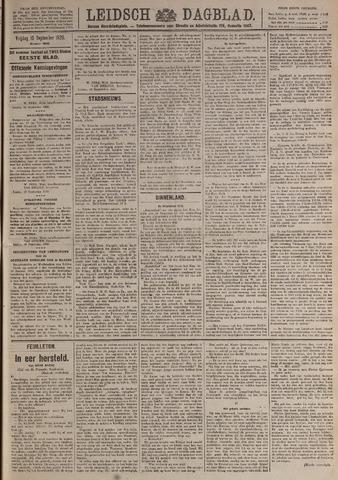 Leidsch Dagblad 1920-09-10