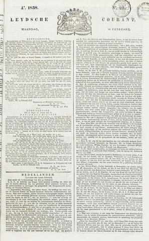 Leydse Courant 1838-02-26