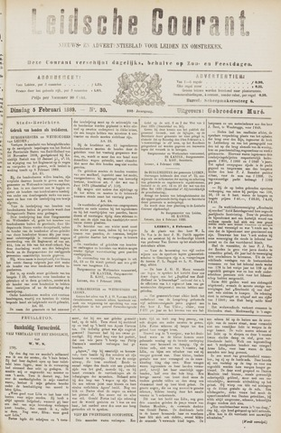 Leydse Courant 1889-02-05