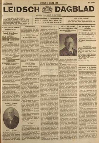 Leidsch Dagblad 1932-03-29