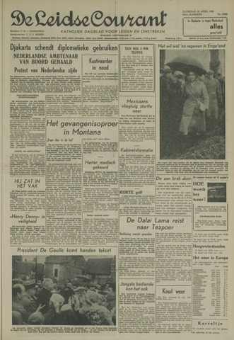 Leidse Courant 1959-04-18