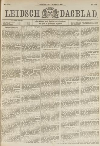 Leidsch Dagblad 1894-08-24