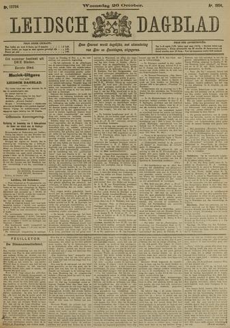 Leidsch Dagblad 1904-10-26