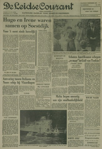 Leidse Courant 1964-09-21