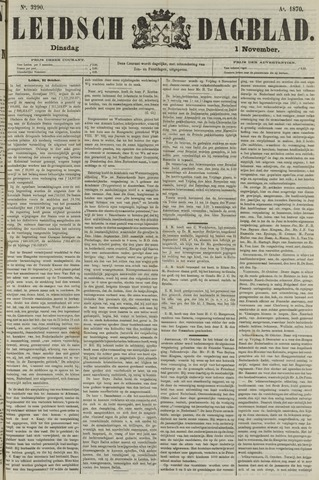 Leidsch Dagblad 1870-11-01