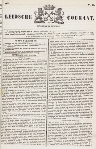 Leydse Courant 1877-01-30