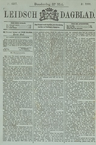 Leidsch Dagblad 1880-05-27