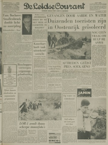 Leidse Courant 1966-08-19