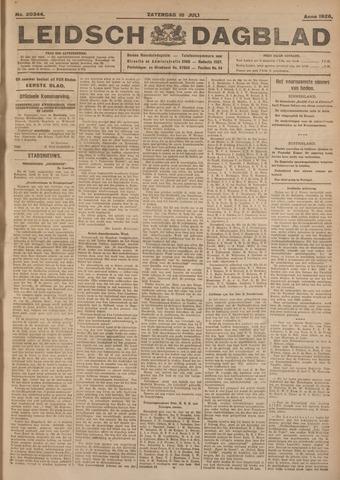 Leidsch Dagblad 1926-07-10