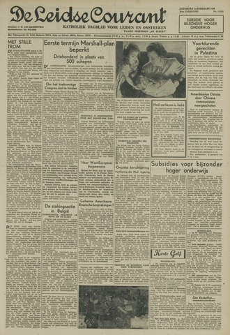 Leidse Courant 1948-02-14